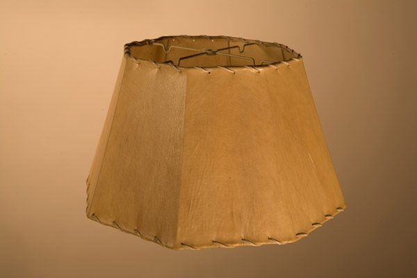 Rawhide Lampshades, ​Octagon