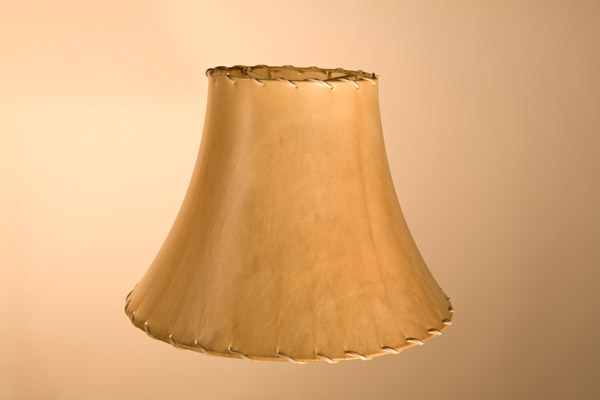 Rawhide Lampshades, Flare